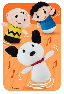 Peanuts® itty bittys® Greetings Just Because Card,