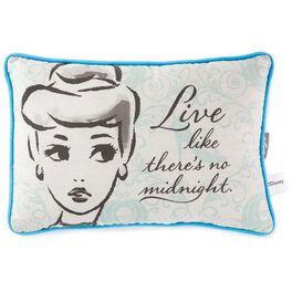 "Cinderella Fashion Sketch Decorative Pillow, 12"", , large"