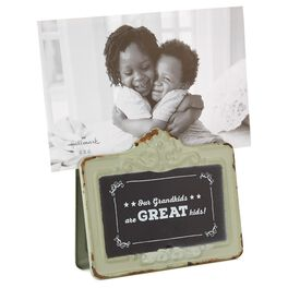 Our Grandkids Are Great Kids Picture  Holder Display Stand, , large