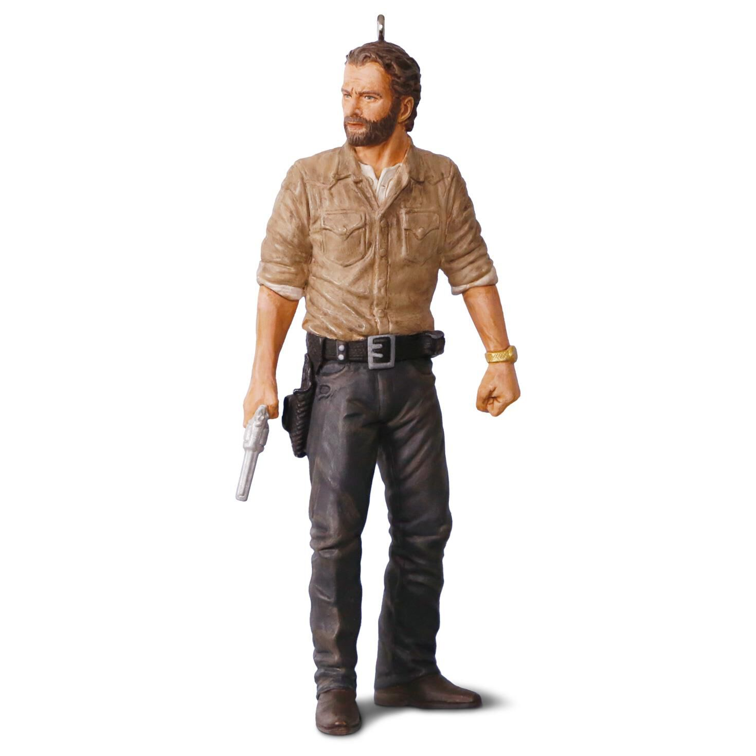AMC The Walking Dead Rick Grimes Ornament - Keepsake Ornaments ...