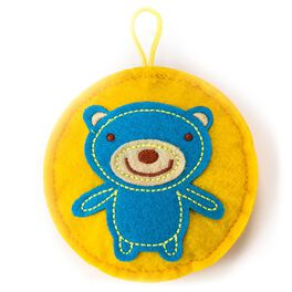 Recordable Bear Sound Charm Token, , large