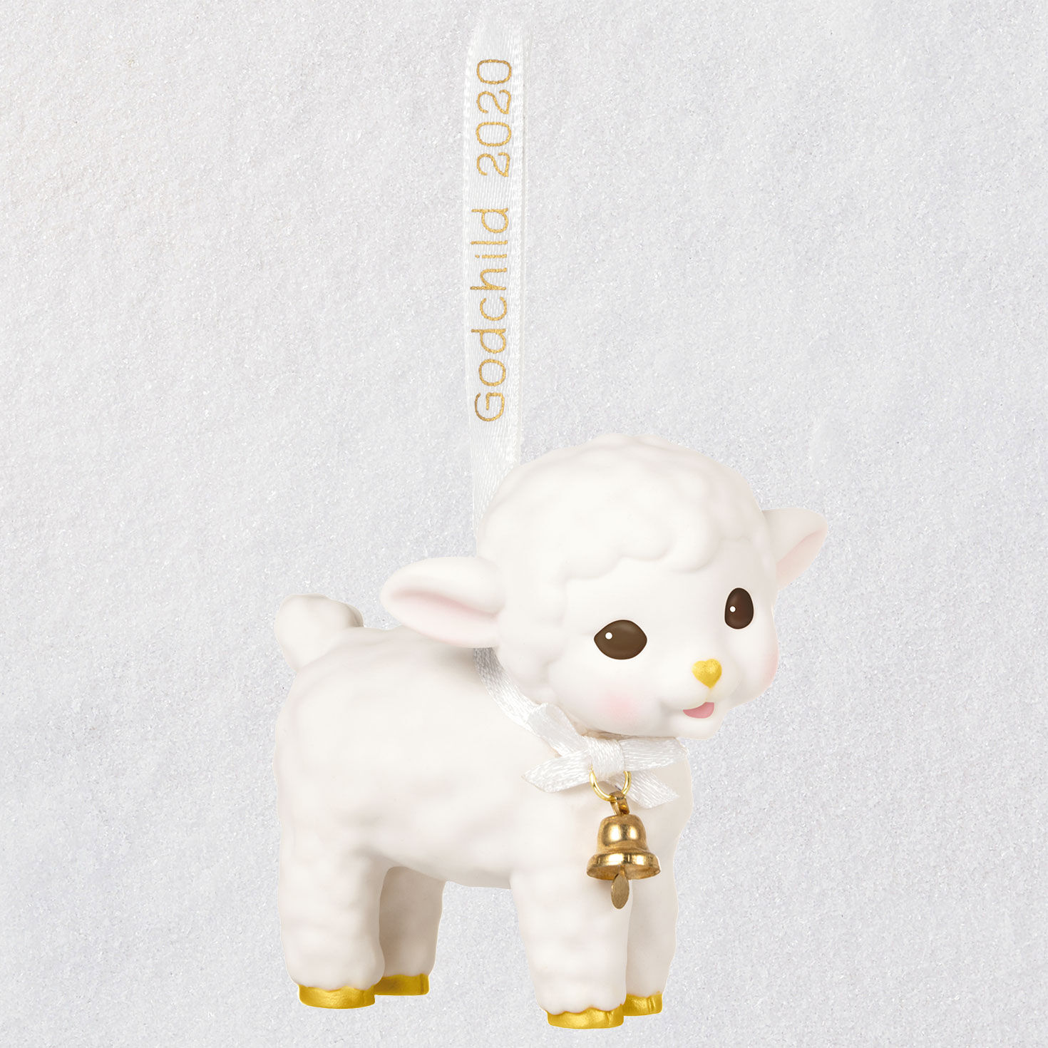 Hallmark Keepsake Ornament 2018 Godchild Baptism You Shine Twinkle Star