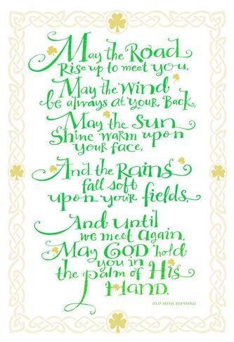 Old irish blessing st patricks day card greeting cards hallmark old irish blessing st patricks day card m4hsunfo