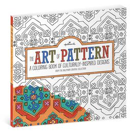 The Art of Pattern Culturally-Inspired Designs Coloring Book for Adults, , large