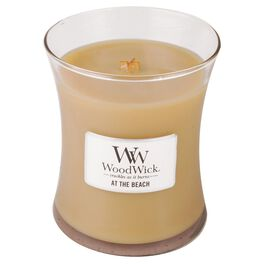 WoodWick® Medium Candle, At the Beach, , large