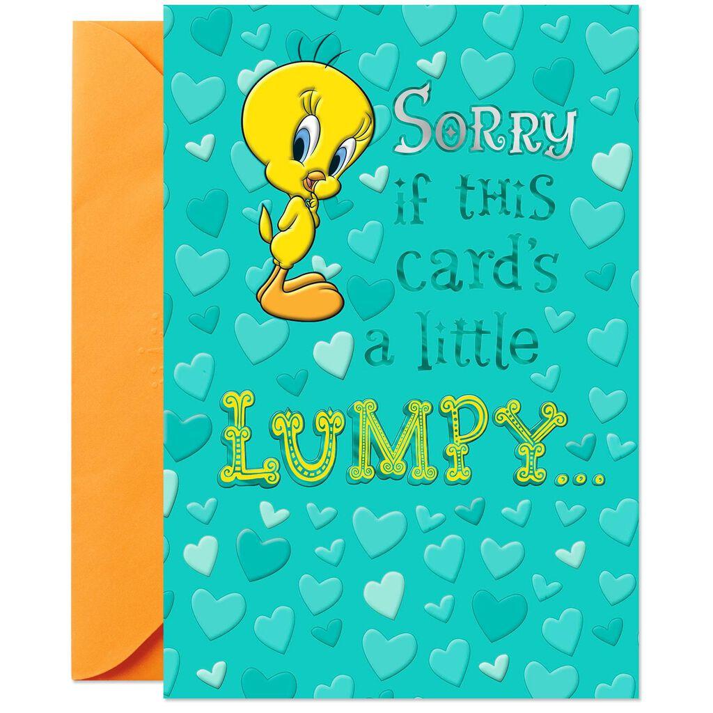 Looney TunesTM Tweety Bird Lots Of Love Birthday Card