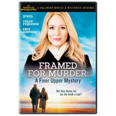 framed for murder a fixer upper mystery dvd hallmark channel hallmark. Black Bedroom Furniture Sets. Home Design Ideas