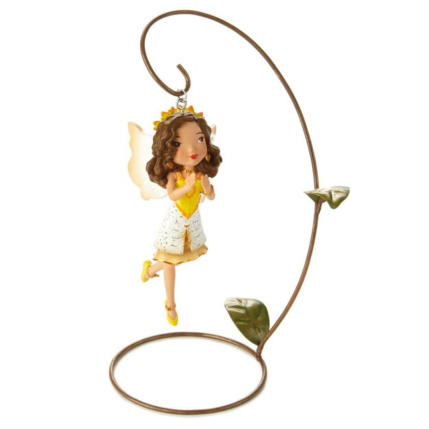 Heart of Gold Fairy Garden Figurine Figurines Hallmark