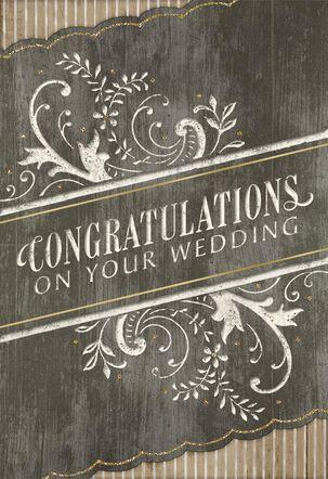 Beautiful Life Together Wedding Card