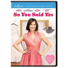 So You Said Yes, , large