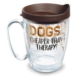 Tervis® Dog Therapy Mug, 16 oz., , large