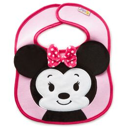 Minnie Mouse itty bittys® Baby Bib, , large
