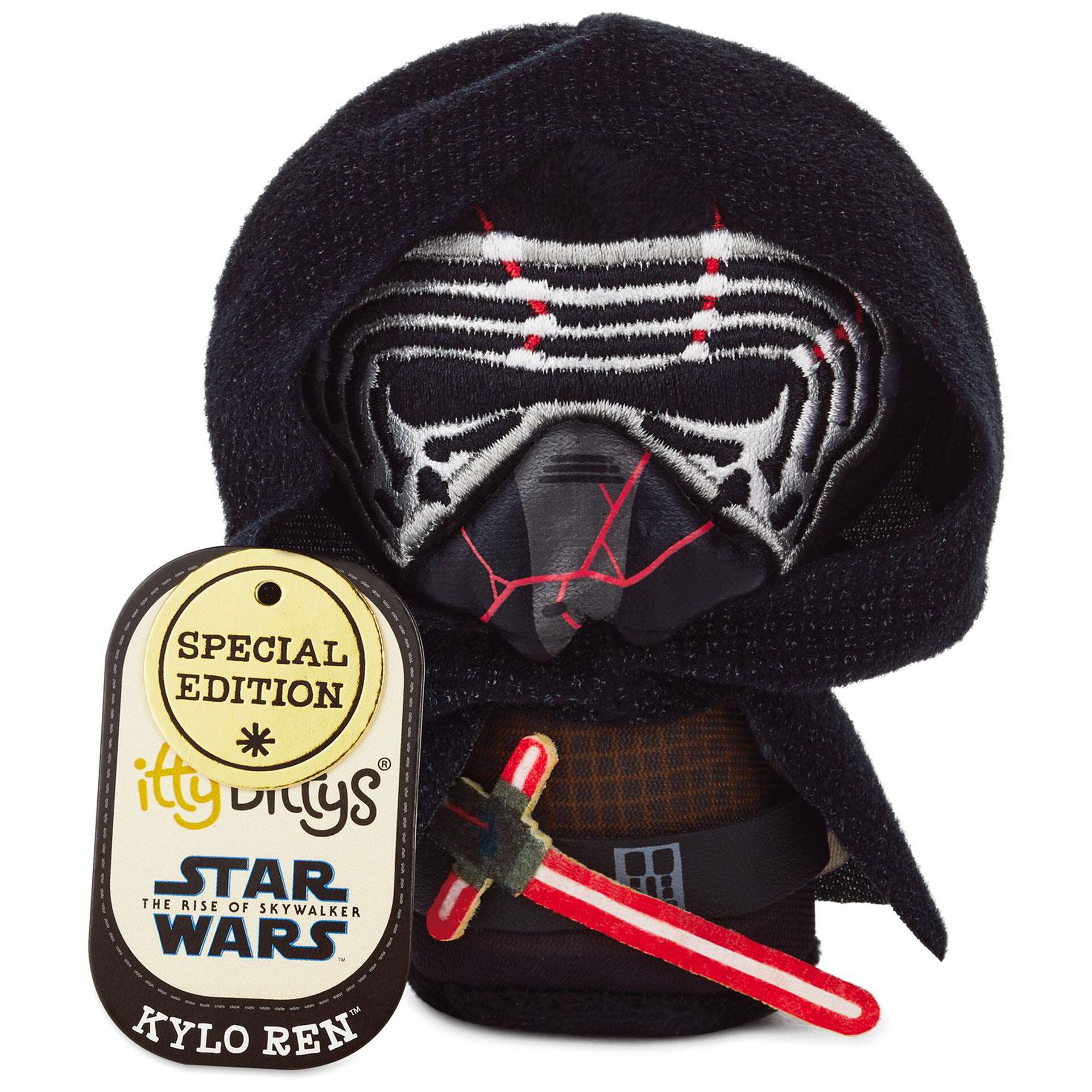 Itty Bittys Star Wars The Rise Of Skywalker Kylo Ren Plush Itty Bittys Hallmark