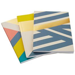 Modern Shapes 3-Pack Notebooks, , large