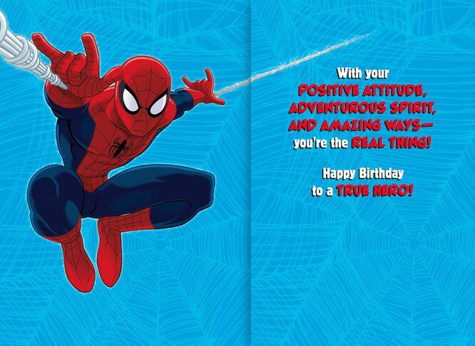spiderman birthday cards choice image free birthday card design