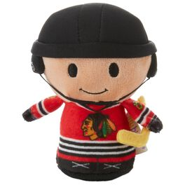 itty bittys® NHL Chicago Blackhawks® Stuffed Animal Limited Edition, , large