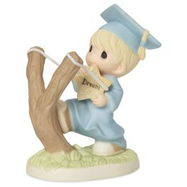 Precious Moments® Shoot for the Stars Graduation Boy Figurine, , large