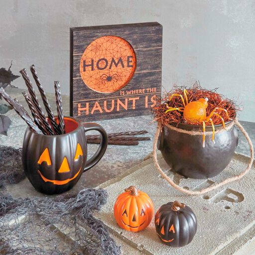Halloween Home Decor Hallmark