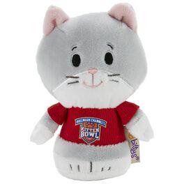 itty bittys® Kitten Bowl Mitzi Stuffed Animal Limited Edition, , large
