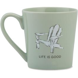 Life is Good® Adirondack Mug, 17 oz., , large