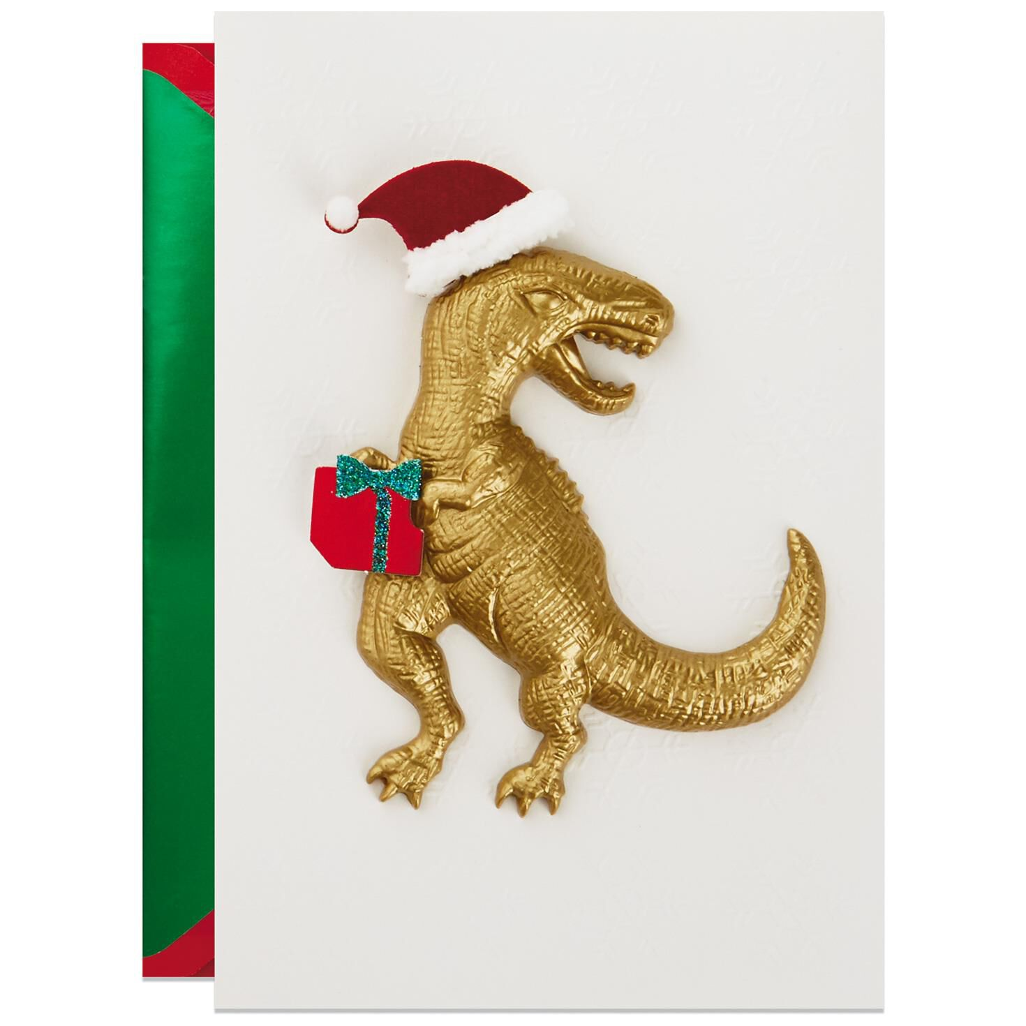 T Riffic Christmas Card Greeting Cards Hallmark