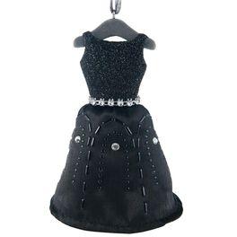 Little Black Dress Signature Ornament, , large