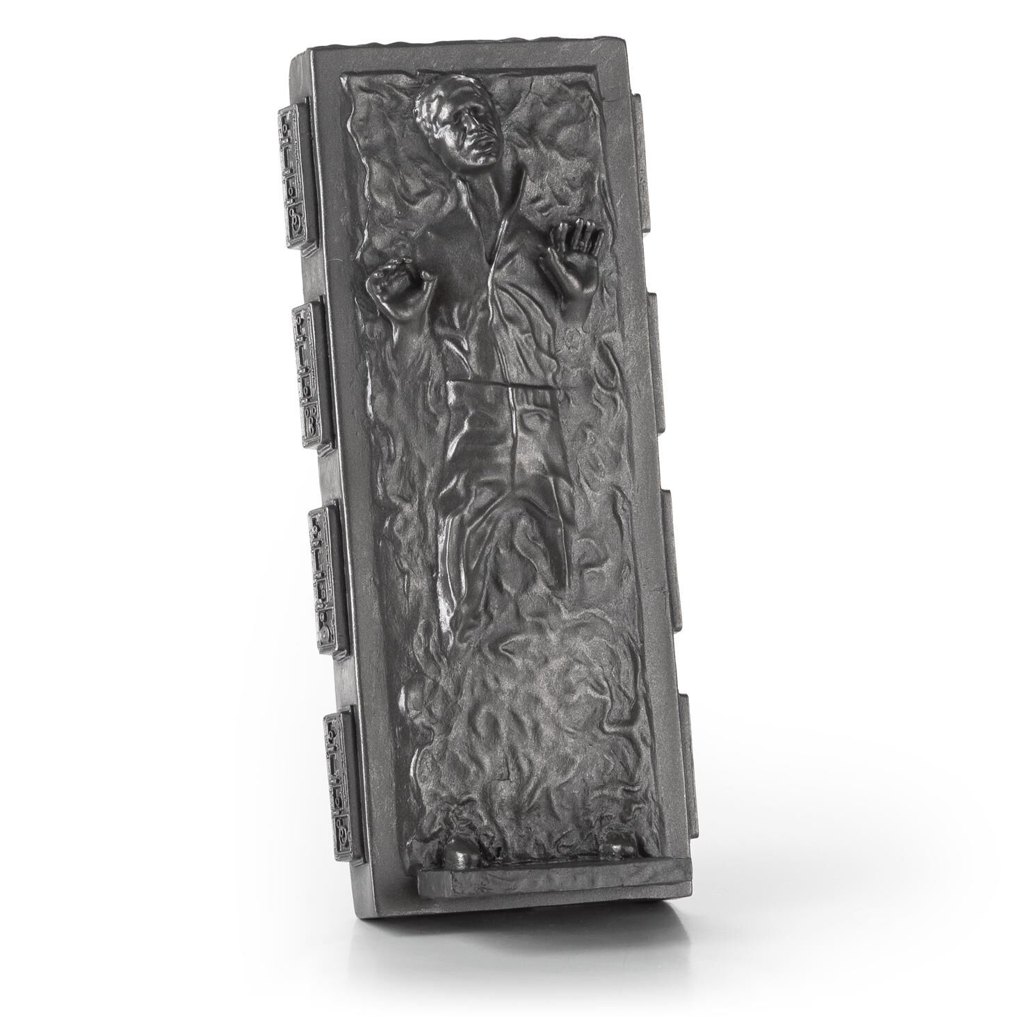 Han Solo™ in Carbonite Mobile Technology Holder - Desk Accessories ...
