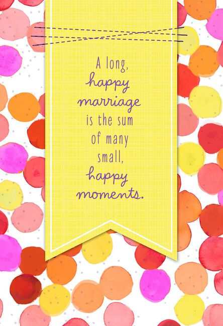 Happy marriage anniversary cards michaelieclark wishes for a long happy marriage anniversary card m4hsunfo