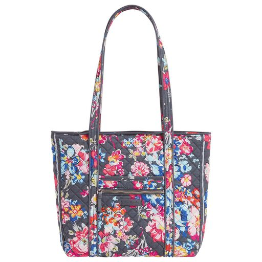 86c7d48b9c82 Vera Bradley Iconic Small Tote Bag in Pretty Posies