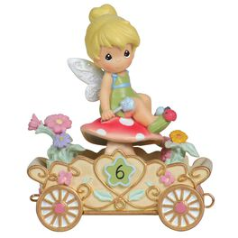Precious Moments® Disney Tinker Bell Figurine, Age 6, , large