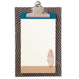 Natural & Authentic Clipboard, , large