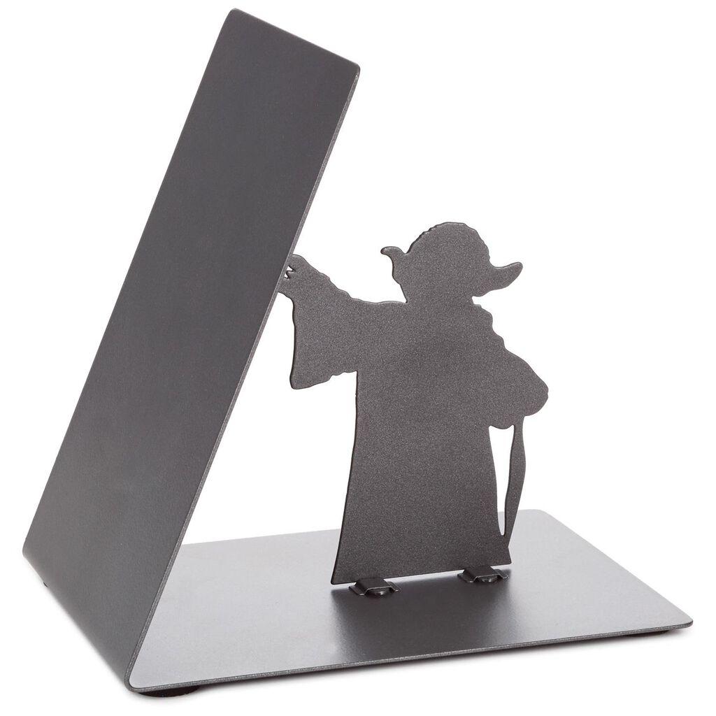 Star Wars Yoda Metal Bookend Desk Accessories Hallmark