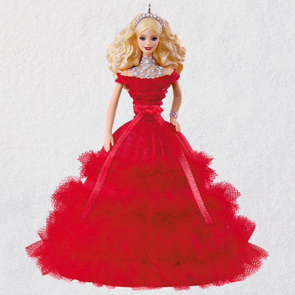 2018 Holiday Barbie™ Doll Ornament - Keepsake Ornaments - Hallmark