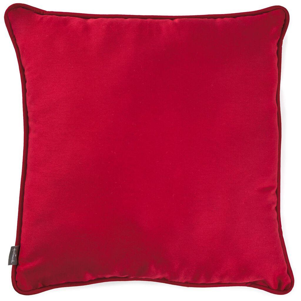 snowman throw pillow 18x18 pillows blankets hallmark
