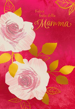 All the Love Italian-Language Mother's Day Card