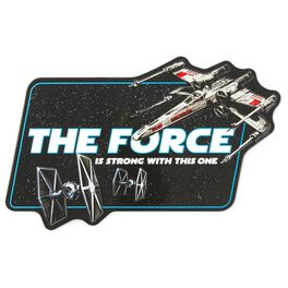 Star Wars™ X-Wing Plaque, , large