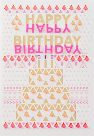 Show Your Shine Birthday Card