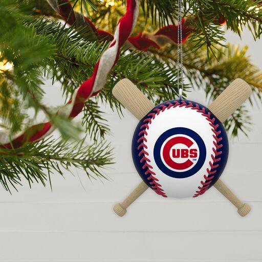 Cubs Christmas Ornaments.All Ornaments Hallmark