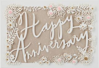 Loved the Falling Anniversary Card,