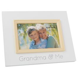 Grandma and Me Wood Photo Frame, 4x6, , large