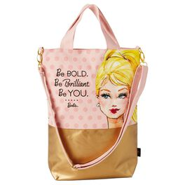 Barbie™ Be You Zippered Tote Bag, , large