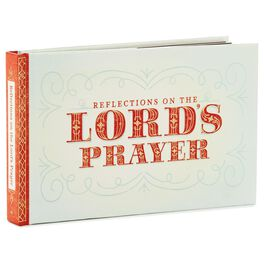 Reflections on the Lord's Prayer Gift Book, , large