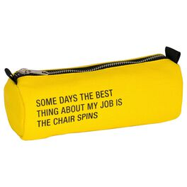 About Face Best Thing About My Job Pencil Case, , large