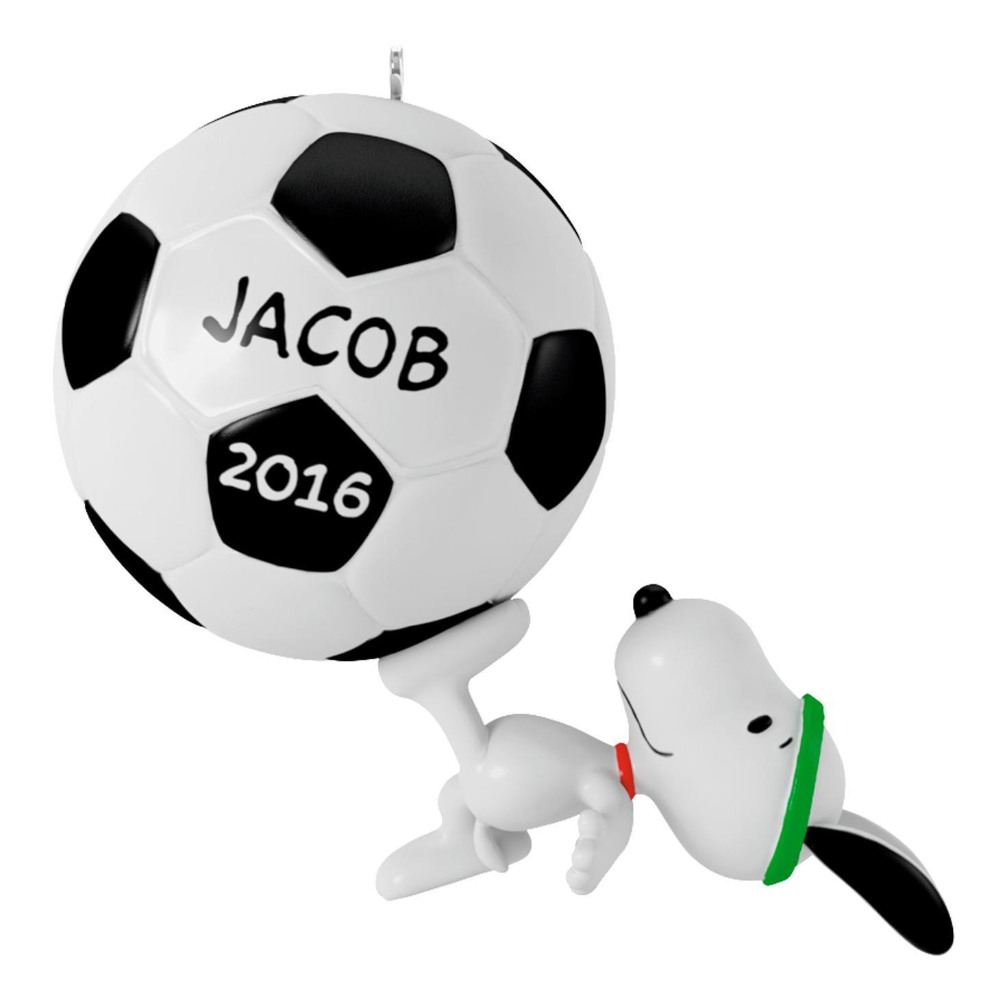 Soccer ornaments - Soccer Ornaments 1