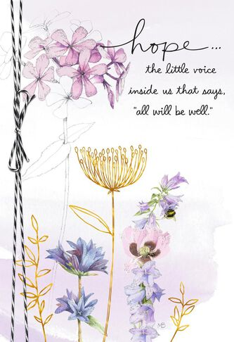 Marjolein bastin all will be well thinking of you card greeting marjolein bastin all will be well thinking of you card m4hsunfo