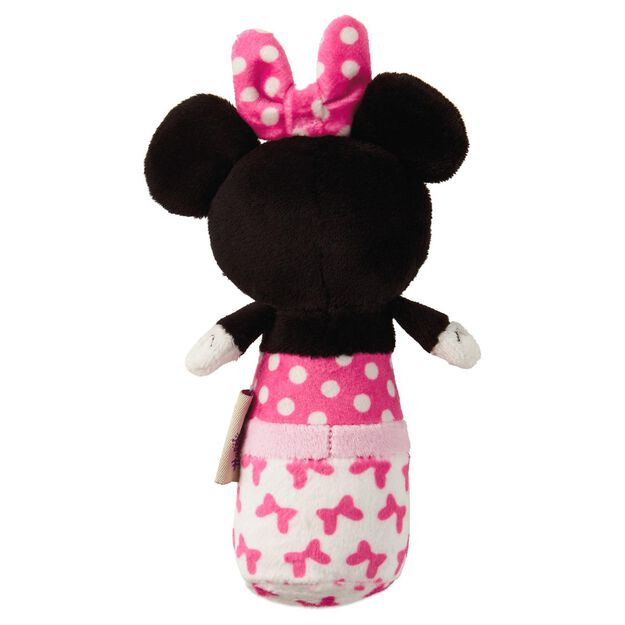 itty bittys minnie mouse baby rattle