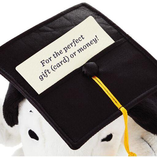 564b20ba369 ... Peanuts® Snoopy 2019 Graduation Stuffed Animal Gift Card Holder