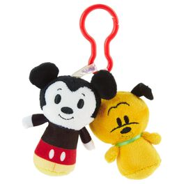 Mickey Mouse and Pluto itty bittys® Clippys, , large