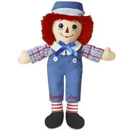 "Raggedy Andy Doll, 12"", , large"