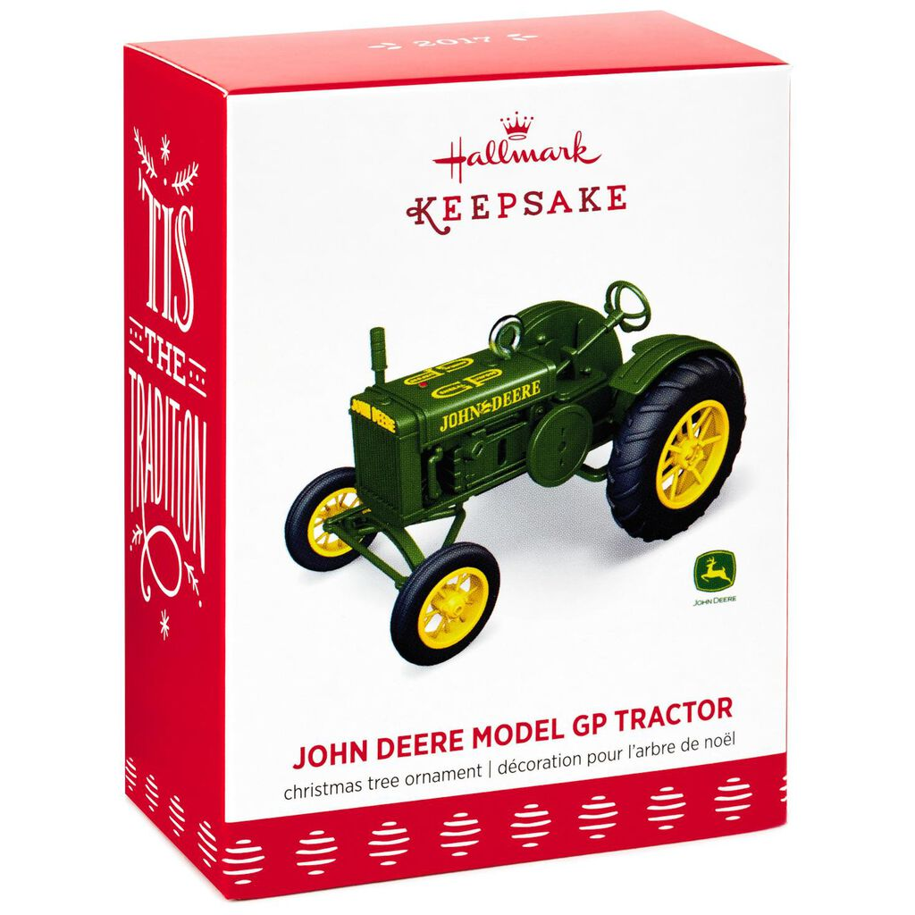 Tractor Valentine Cards : John deere tractor with trailer valentines day card box